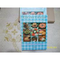 Libro De Cocina Casera De Ruy Diaz