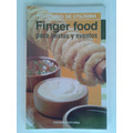Libro Finger Food Para Fiestas Y Eventos Utilísima Jp Demuru