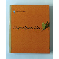 Le Cordon Bleu Cuisine Foundations Idioma Ingles Nuevo Stock