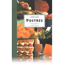 Libro - Larousse De Los Postres