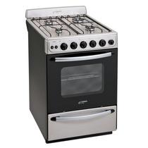 Cocina Eslabon De Lujo Efm56ai 56cm A Inox Luz Val Seg