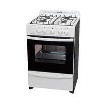 Cocina Escorial Master Blanca Gas Natural 94x56x62 Cm