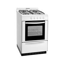 Cocina Domec 56cm 61950 Multigas Bca 4 Hor V/s Visor