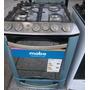 Cocina Mabe Cmj856ivs- Acero- Grill Y Timer- Oferta Outlet!