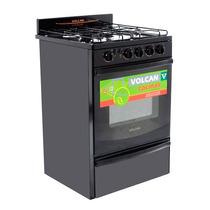 Cocina Volcan 88653v Autolimpiante Luz Encendido 55cm Marrón
