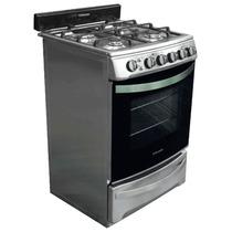 Cocina Electrolux Exmr856 Inox 56cm Encendido Lhconfort