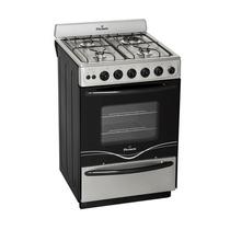 Cocina Florencia 5438 Ae Acero Full Multigas Autolimpiante