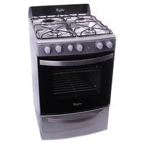 Cocina Whirlpool Acero Inox Luz Enc Mod: Wfx-56 Dxvh