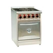 Cocina Morelli Cheff 550 4h Horno Rej. Fund.