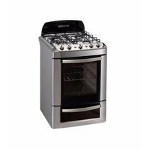 Cocina Spar Multigas 56 Cm Acero Inoxidable X756 Lhconfort