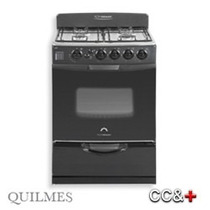 Cocina Ormay 57 Cm Negro Mate Cc&+ Quilmes