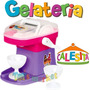 Heladeria Helados De Crema Ice Cream Factory Calesita Tv