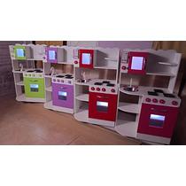 Juguete Muebles Cocina Para Chicos Infantil Rincon De Juegos