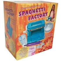 Spaghetti Factory!!! Fabrica De Pastas-- Original De Tv