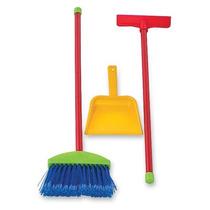 Juguetes Plasticos Set De Limpieza C/pala 502 Duravit Juegos