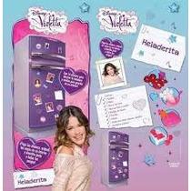 Heladera De Violeta