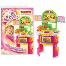 Mi Cocina Para Nenas Duravit 39 Piezas ... Magimundo !!!!