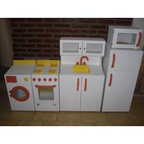Mueble Infantil Kit Completo Promocion Envio Gratis
