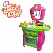 Cocina Para Nenas Maxi Chef Rondi .......magimundo!!!!!!!