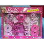 Set De Te Barbie- Princesas - Kitty Original Nuevo