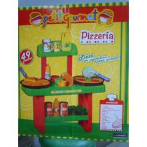 Pizzeria Petit Gourmet Con Ingredientes Para Armar 49 Pzas