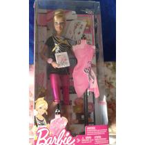 Barbie Diseñadora De Modas
