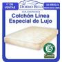 Oferta! Colchon Cannon Especial De Lujo Densid Media 2plazas