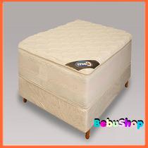 Colchon Camudi Dorado Con Pillow 100*190*32 Alta Densidad