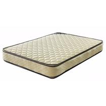 Colchón Bahia Pillow Jackard Piero Queen Size 190 X 160 X 27