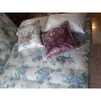Colchones Artesanales De Resortes Y Lana.colchoneria Gros.
