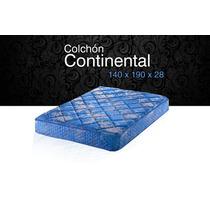 Colchon Piero Continental 140 X 190 Cm
