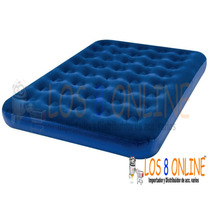 Colchon Inflable Camping Bestway 2 Dos Plazas Nuevo