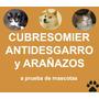 Cubresomier Antidesgarro Y Arañazos De Perros Gatos A Medida