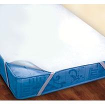 Protector Impermeable Para Cuna Funcional 80 X 140 Cm