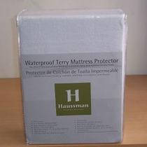 Protector De Colchón 80 X 190 C/toalla Superbsorvente Y Pvc