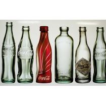 Carteles Antiguos En Chapa Gruesa 20x30cm Coca Cola Dr-018