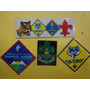 Lote De 4 Imanes De Boy Scouts