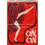 Antiguo Envase De Medias Can Can - Celofan