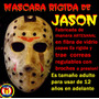 Jason Mask & Costume Terror Horror Movie, David Miller, Mask