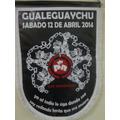 Banderín Del Indio Solari Recital Gualeguaychu 2014