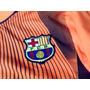 Buzo Camiseta Fc Barcelona Firmada X Bonano