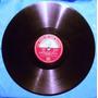 Disco De Pasta 78 Rpm Frances Duke Ellington Y Su Orquesta