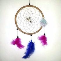 Atrapasueños - Cazador De Sueños - Dreamcatcher 19 Cm