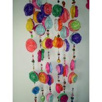 Guirnaldas Decorativas De Flores De Tela, Cumpleaños Fiestas