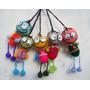 Colgantes Monigotes Al Crochet - Amigurumis -