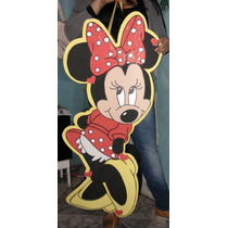 Piñata Minnie Mouse De 1 Metro