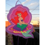 Piñata Princesa Ariel
