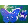 Figuras Troqueladas Deco - Scrapbook- Mariposas- Corazones.
