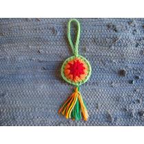 Mandalas Tejidos Crochet Pack X 10 Colgantes Ideal Souvenirs