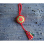 Mandalas Tejidos Al Crochet Colgantes Ideales Para Souvenirs